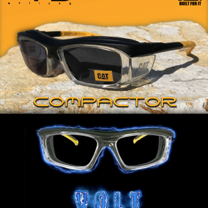 CATERPILLAR RX-SAFETY EYEWEAR